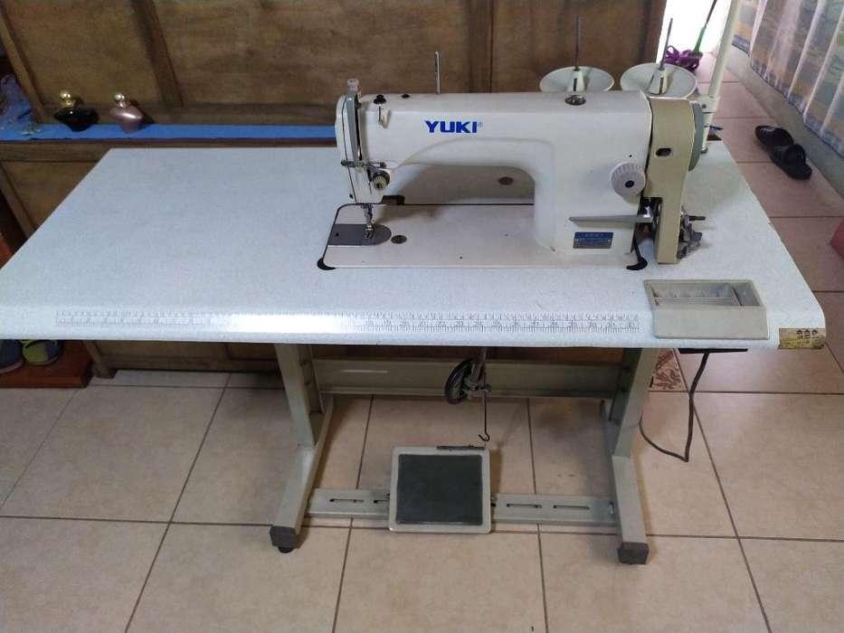 Maquina de Coser Industrial Yuki