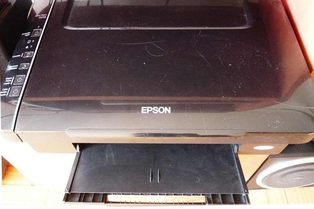 Impresora Multifunción Epson Stylus Tx115