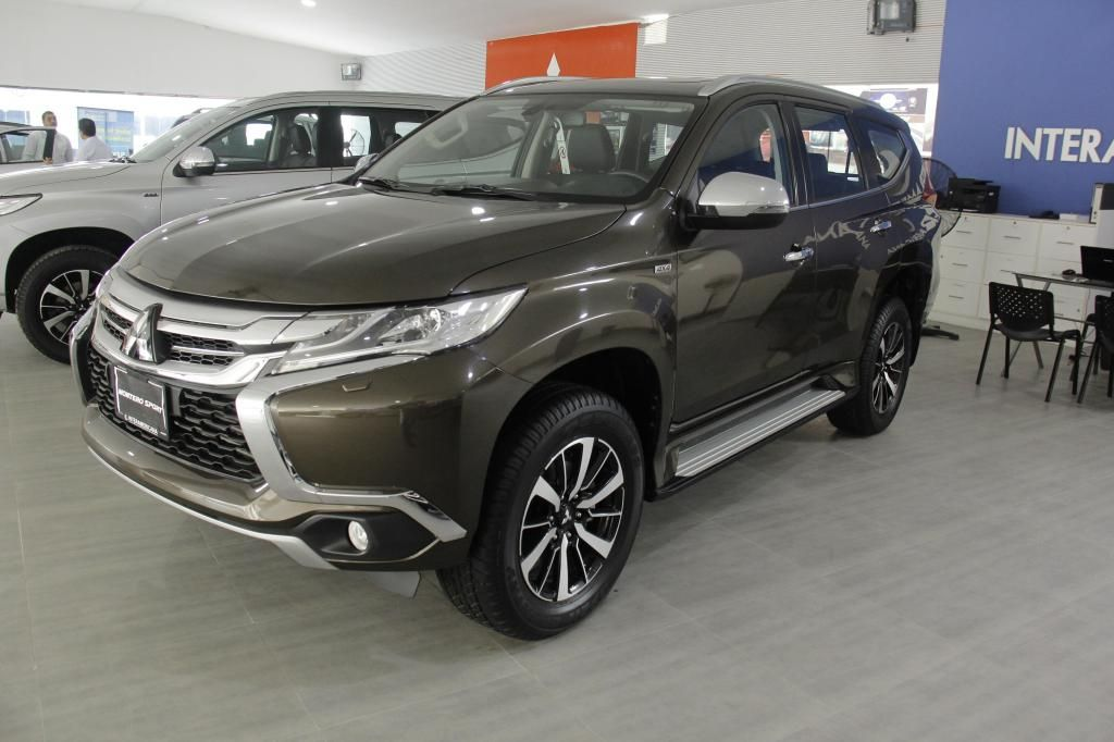 Piura: Mitsubishi Montero, 0 Kilómetros, Año 2018