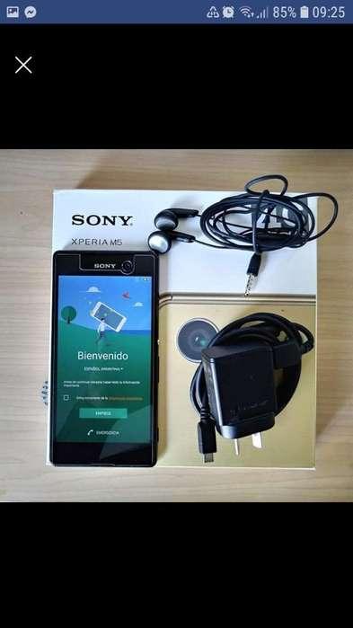 Celular Sony M5