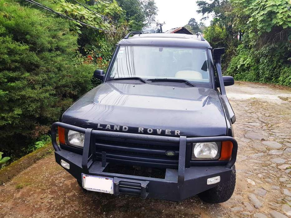 Land Rover Discovery 2001 - 300000 km