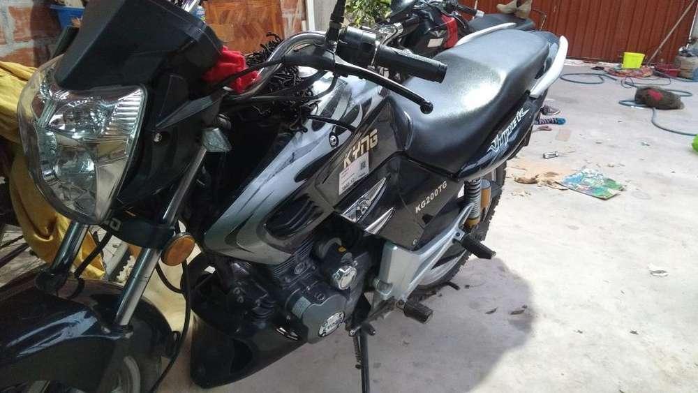 Vendo Moto Lineal Kingo