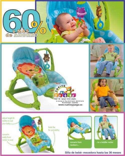 Silla vibradora, columpio, ropa para bebé y niños. Como nuevo. Precios Bajos
