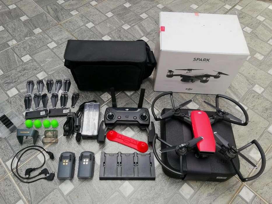 Dron Dji Spark Fly More Combo Accesorios