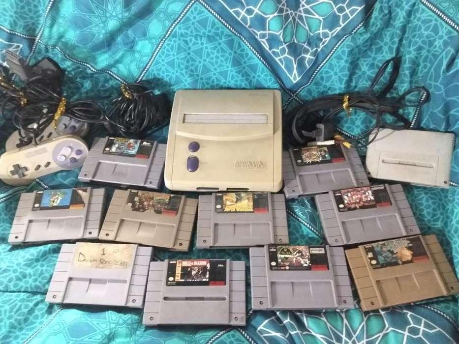 Vendo Super Nintendo original japons 1991