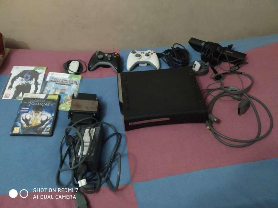 Vendo O Permuto Xbox 360 Chipiada con Ki