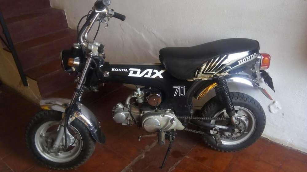 Honda Dax st 70 1992 japonesa