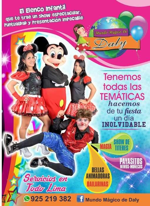Show Infantil 220caritas Pintadas Gratis