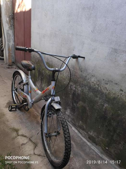 Bicicleta Bmx Rodado 20 Casi sin Uso