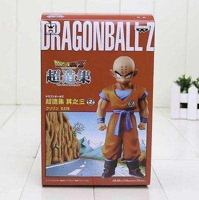 Figura Coleccion Krilin Dragon Ball Z