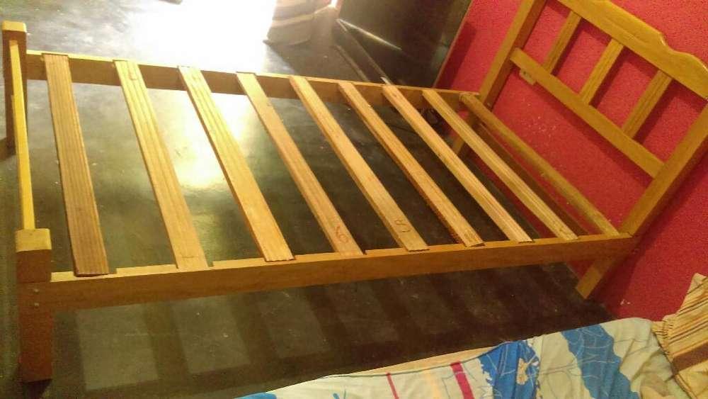 <strong>cama</strong> de 1 Plaza Y Media-muy Buen Estado.954426652