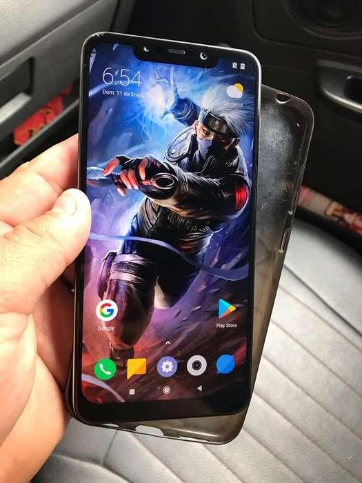 Xiaomi Pocophone F1 128Gb Y 6Gb de Ram