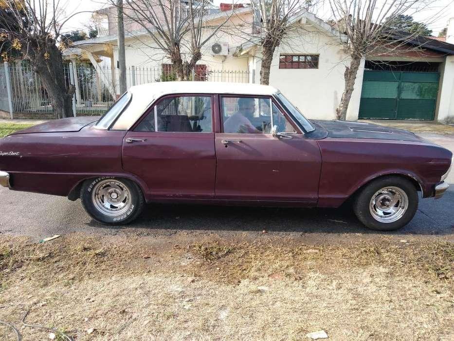 Chevrolet 400 1966 - 600000 km