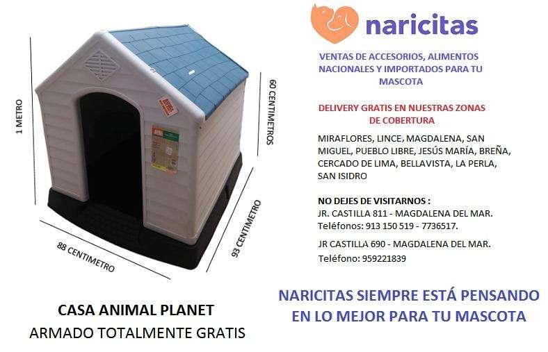 OPORTUNIDAD UNICA: CASA ANIMAL PLANET