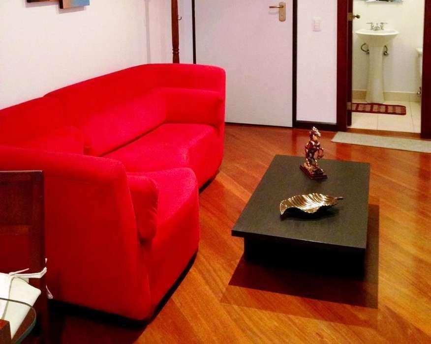 Hermosa Suite amoblada - Sector La Carolina - Preciosos acabados