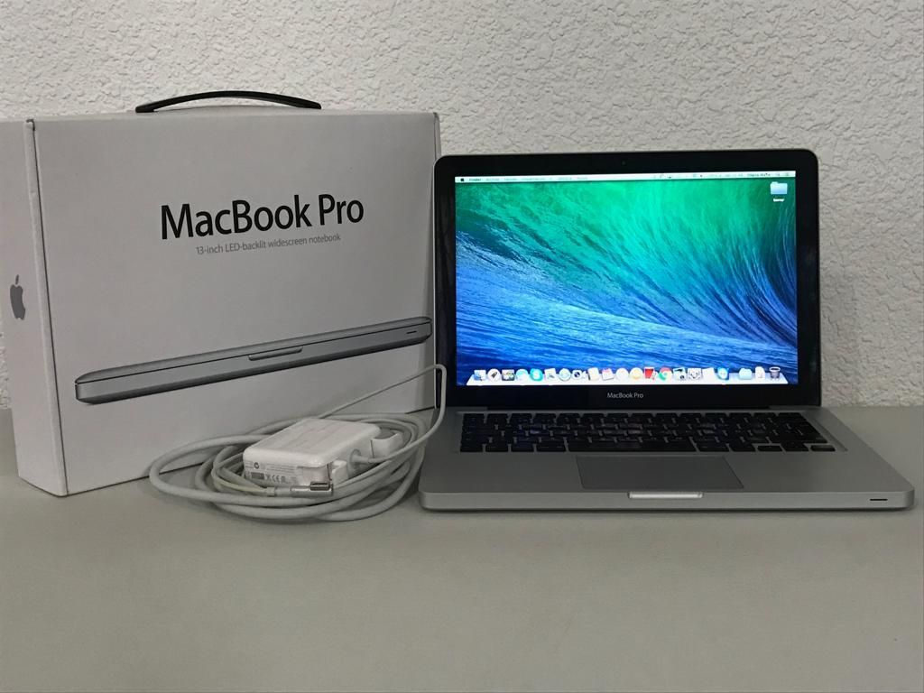 MacBook Pro 8,1 (13 pulgadas)
