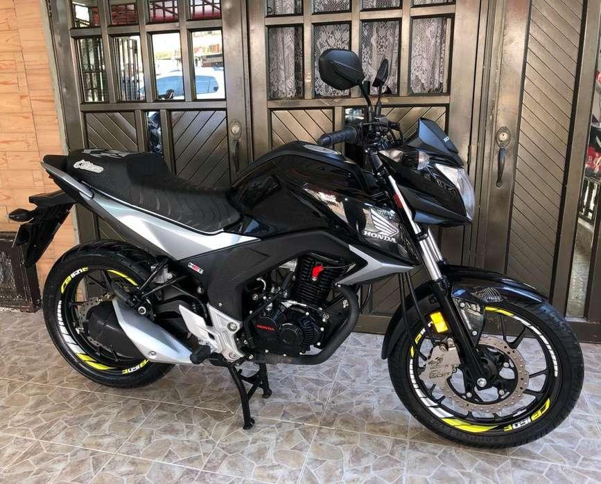 Moto Honda Cb 160 Dlx Modelo 2020 Nueva