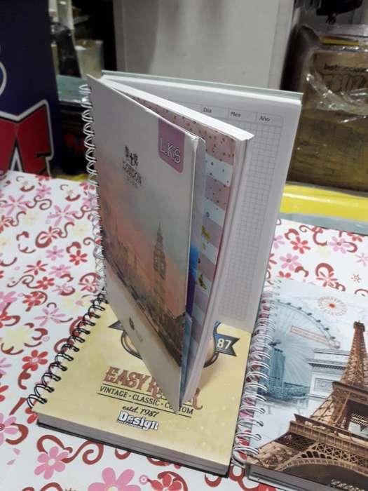 Cuaderno Argollado 5 Mts