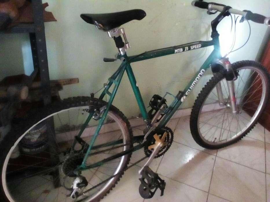 Bicicleta Shimano Italiana Original
