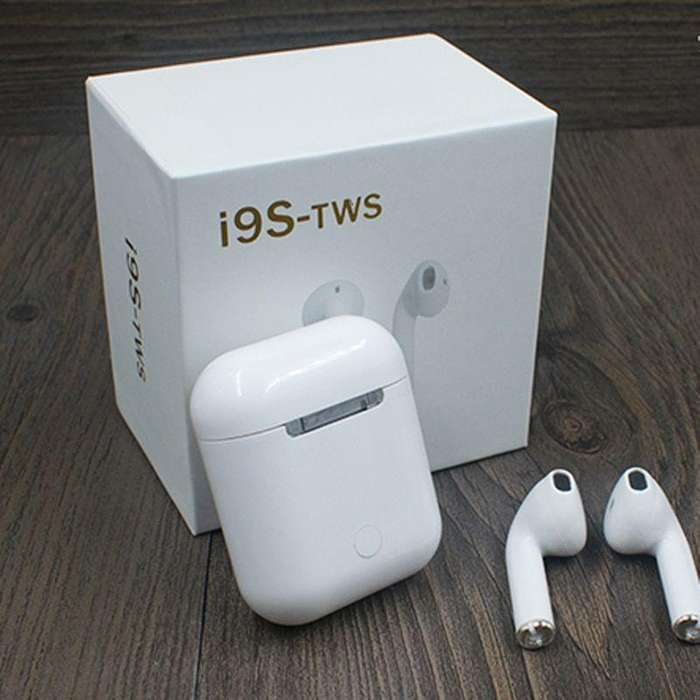 Audífonos AirPods I9s Tws Bluetooth Wireless Box