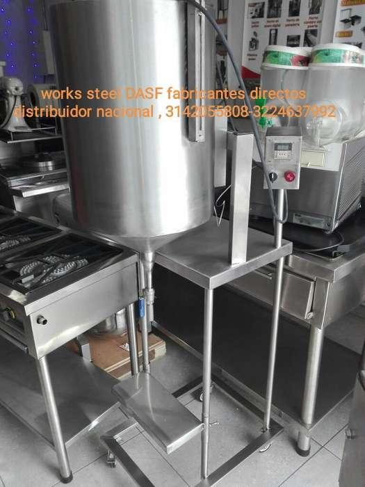 Dosificador Selladora Empacadora Etc mezclador tostadora desplumadora despulpadora centrifuga