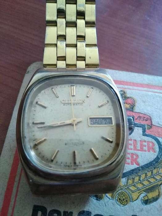 Reloj Clásico Automático Citizen