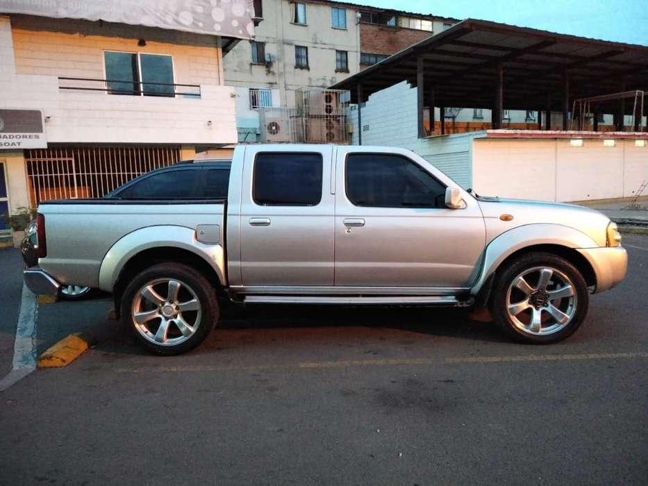 Nissan Frontier 2006 - 0 km