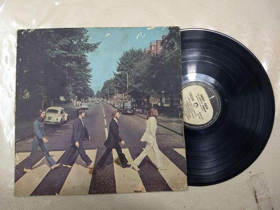 Discos de Vinilo The Beatles