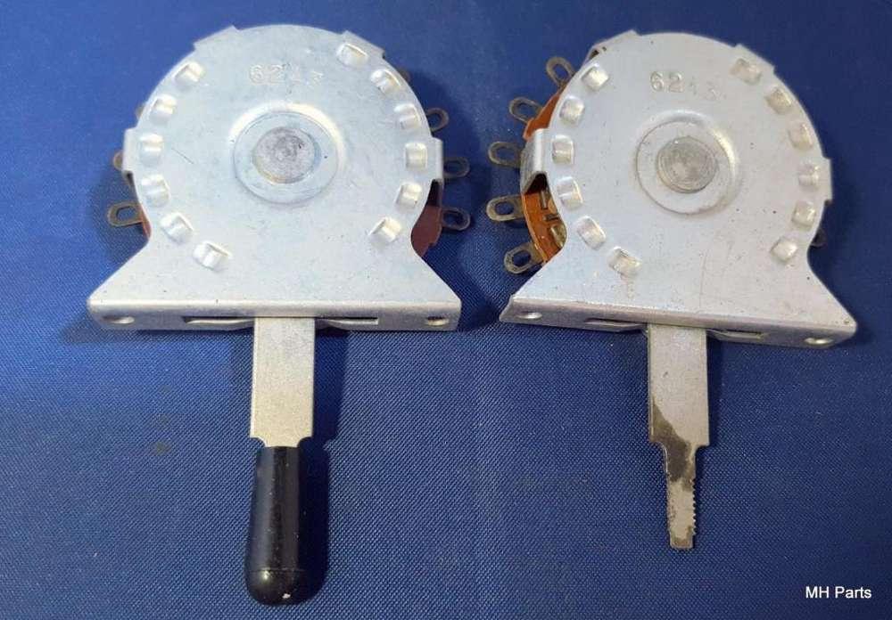 Centralab 6245 Interruptor de 3 posiciones NOS