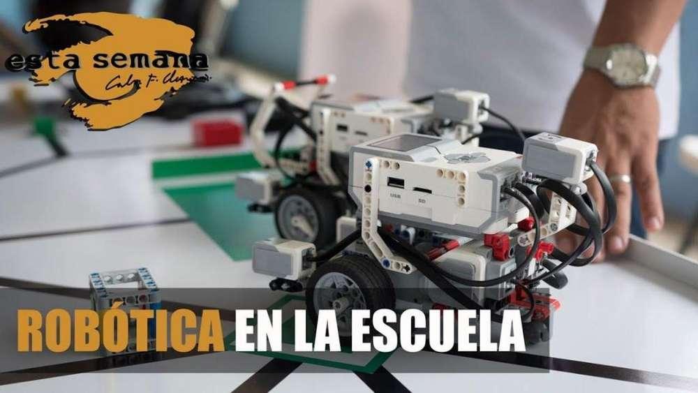 PROFESOR DE ROBOTICA Y MECATRONICA HUANUCO