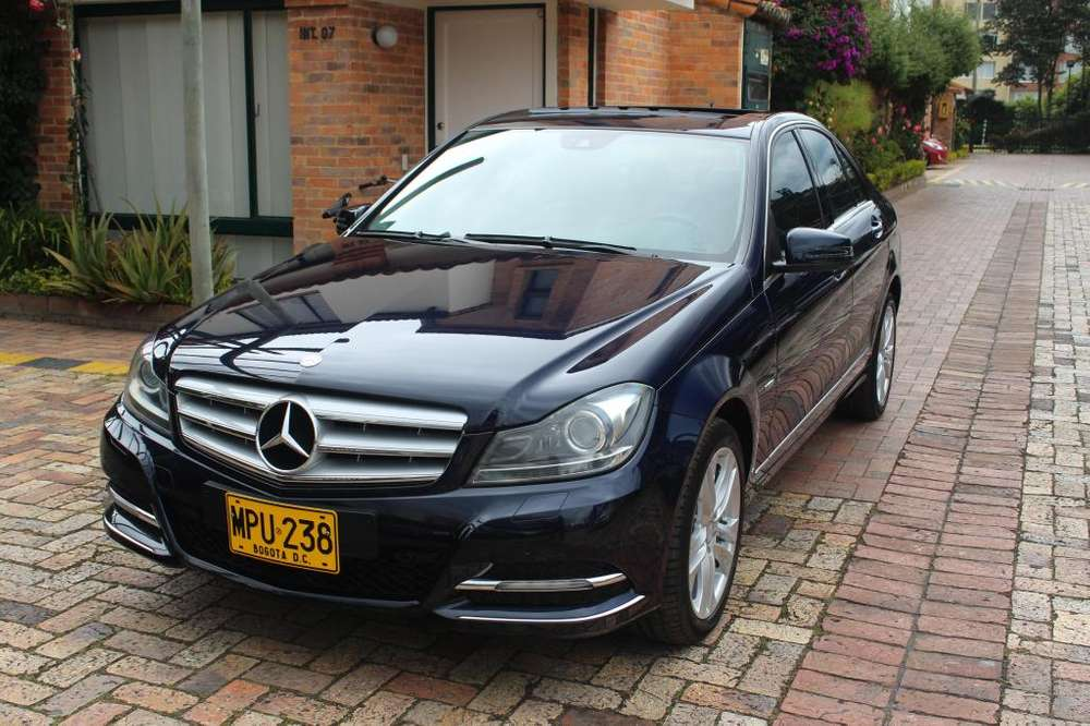<strong>mercedes-benz</strong> Clase C 2012 - 59000 km