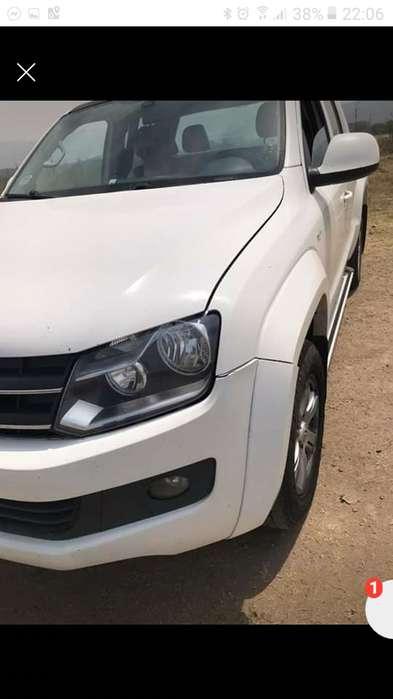 Volkswagen Amarok 2014 - 155000 km