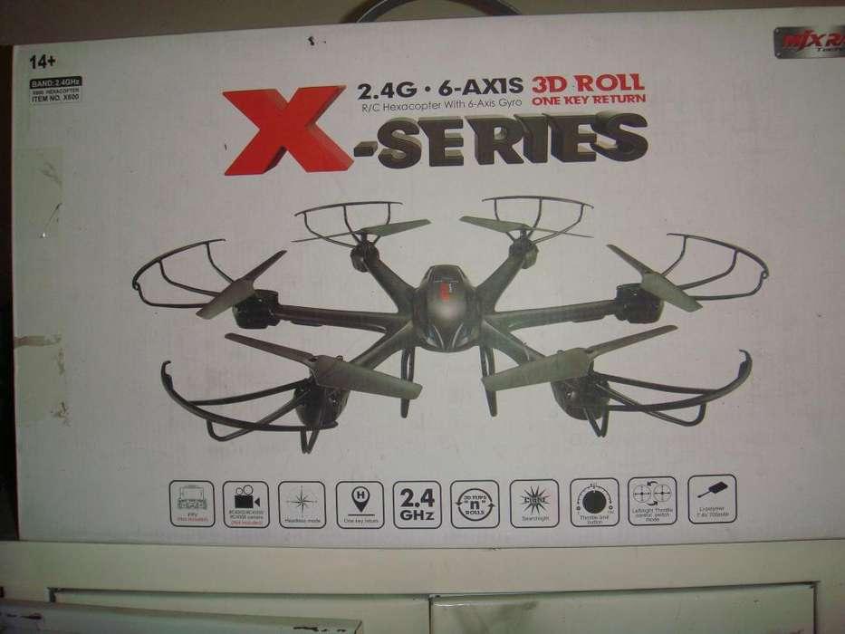 Drone Hexacopter 6axis Gyro U