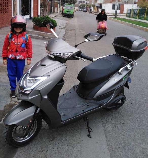 Se Vende Moto Electrica