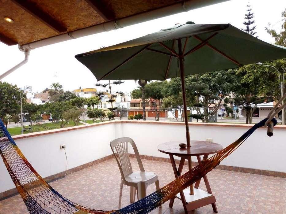 Alquilo Minidpto301 Frente a Parque