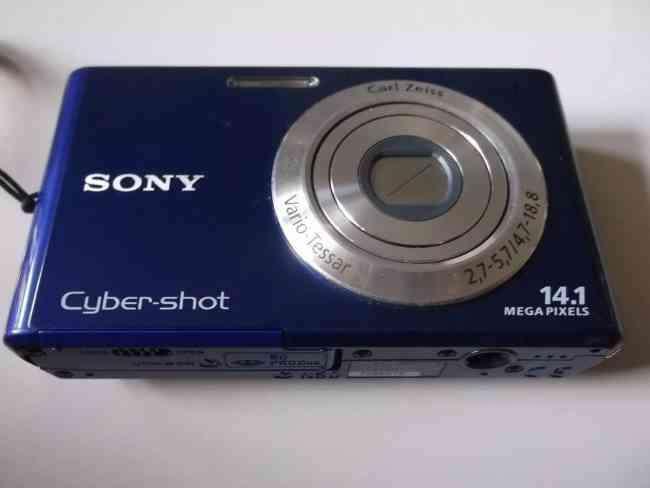 Camara Fotografica Sony DSCW
