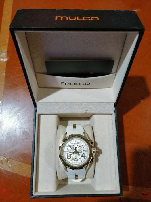 Vendo Reloj Mulco Original