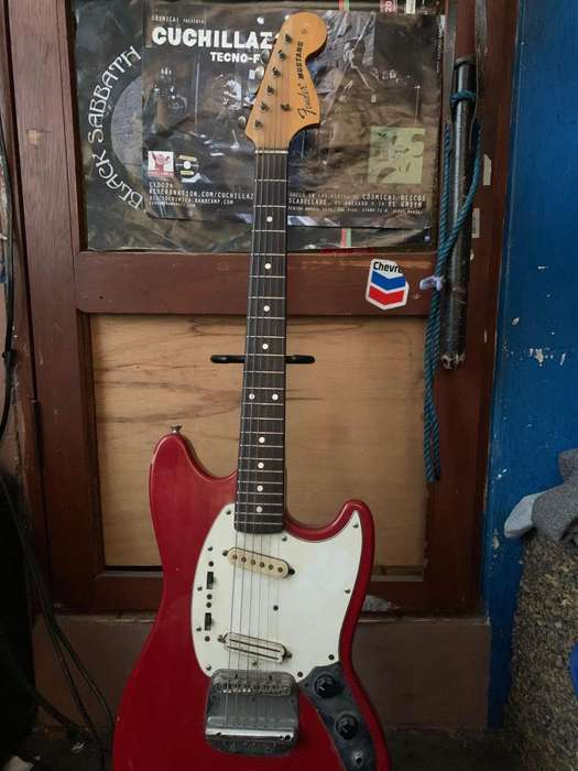 Fender Mustang '93 Made In Japan Gibson