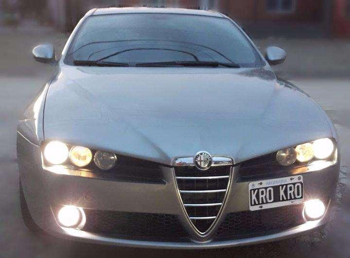Alfa Romeo 159 2011 - 48000 km