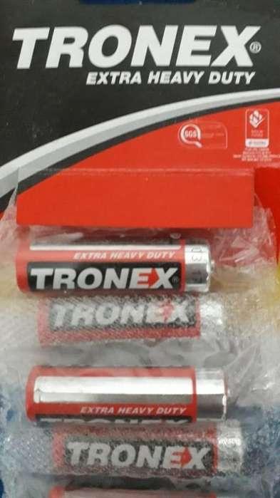 Pilas Tronex AA/R6