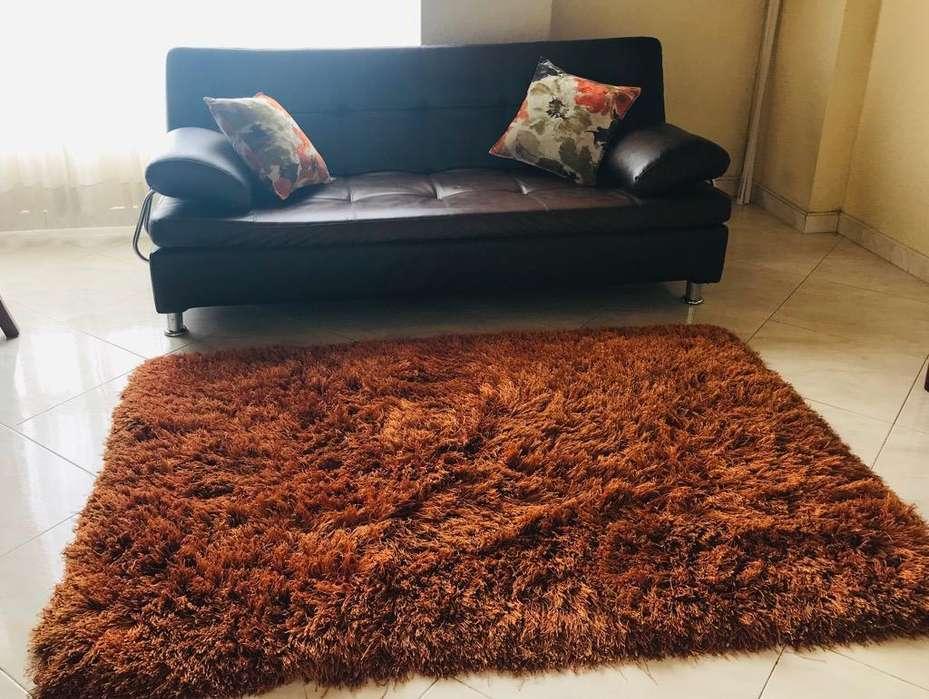Sofa Camama, Alfombra y mesa centro