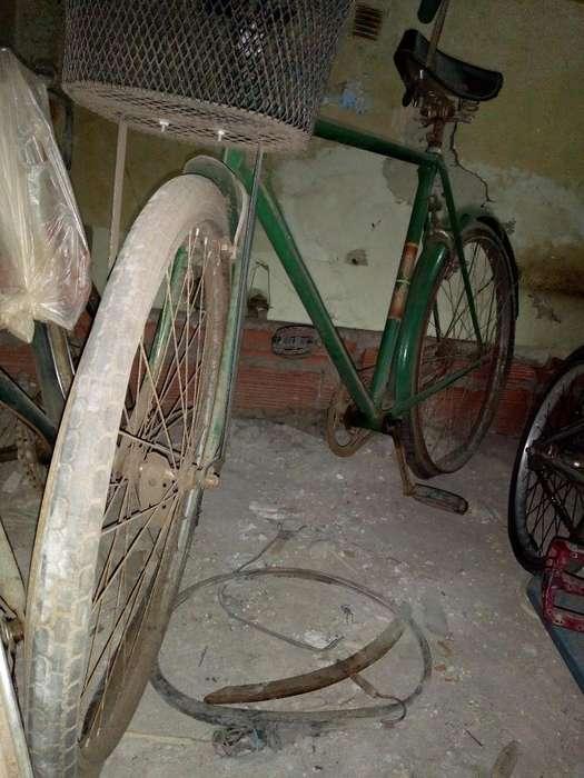 Bicicleta Antigua Original.