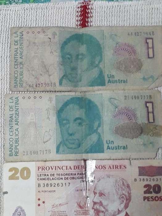 Moneda Antigua Biletes