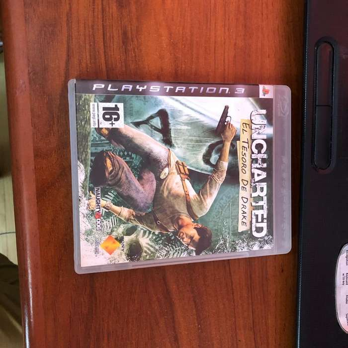 Uncharted (Play 3)