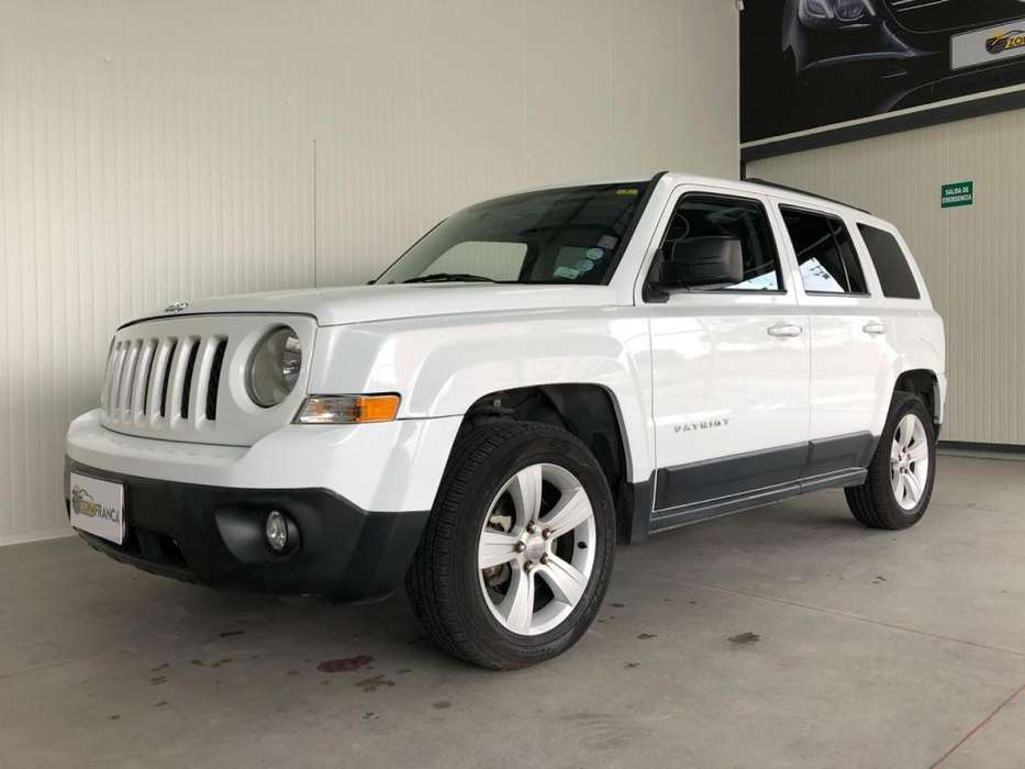 <strong>jeep</strong> Patriot 2011 - 132500 km