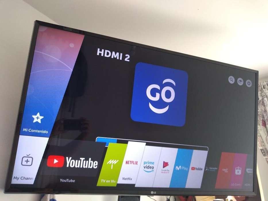 Vendo Tv Smart de 43'' <strong>lg</strong> 2019