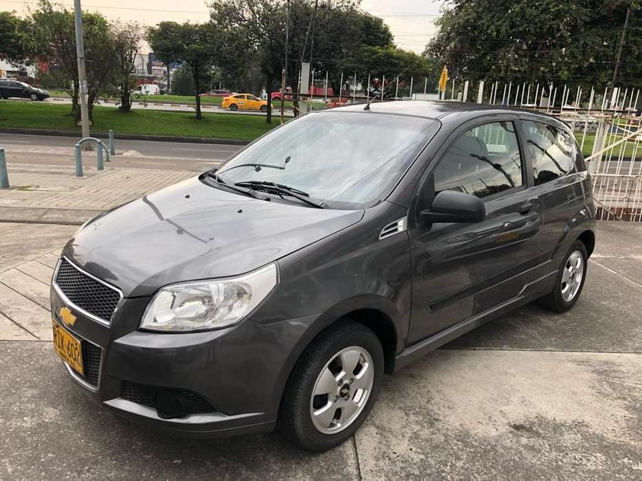 Chevrolet Aveo 2011 - 68500 km