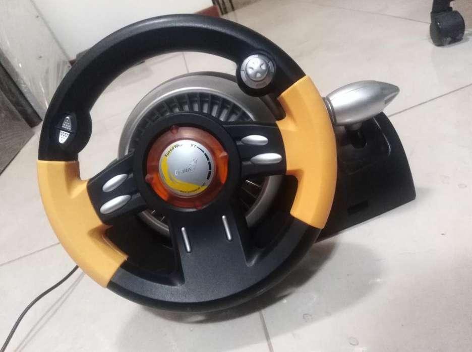 Genius Speed Wheel 3 Mt Vibration