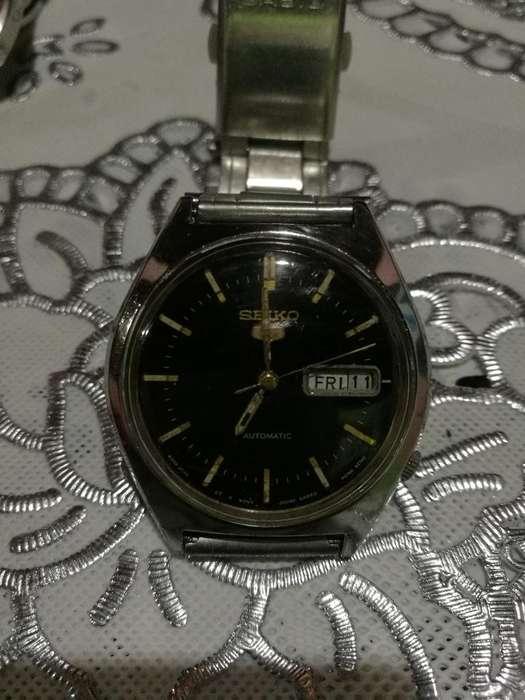 Relojes Seiko desde 120.000 Originales