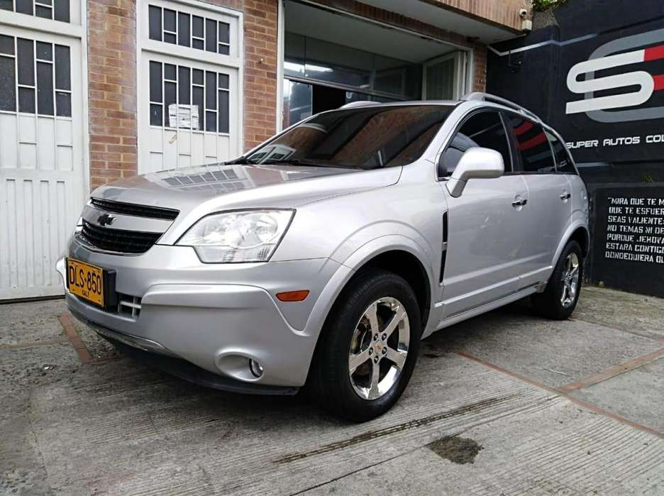 Chevrolet Captiva 2011 - 80000 km
